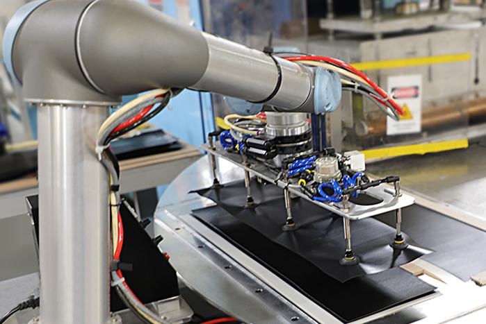 Automated robotics