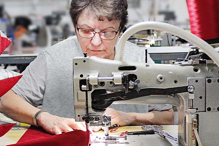 Custom Industrial Sewing